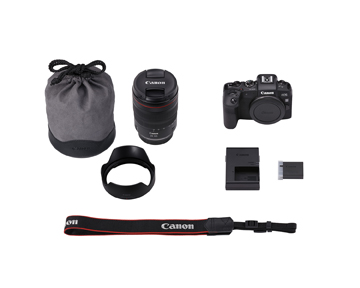 Canon EOS RP with RF 24-105mm F4 L IS USM Kit